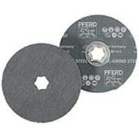 Buy cheap Abrasives CC-Grind for Steel Grinding Wheel Compatible w/ Backing Pad EDP 69476 from wholesalers