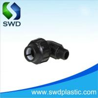 China Italian type PP 90  Male Elbow on sale