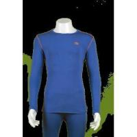 Quality Men Blue top with no neck for men for sale