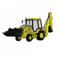Quality Heavy Equipment Embroidery Designs for sale