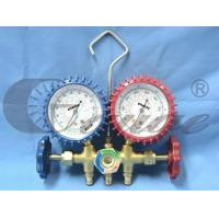 Buy cheap Refrigeration Manifold Gauge Sets with sight window HS-PS-C from wholesalers