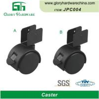 China Wholesale V Groove Wheels Castor Wheels Stem Casters Rubber Casters on sale
