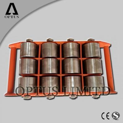 Buy carrying roller cargo trolley moving skate at wholesale prices
