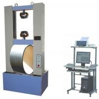 Quality WDT-100 WDT-100 plastic pipe load-carrying properties testing machine for sale