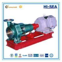 Quality CLH Marine Vertical Centrifugal Pump for sale