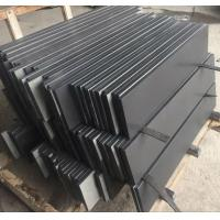 China Absolute Black Polished Granite For Window Sill on sale
