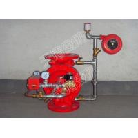 China ZSFG Lever Deluge Fire Fighting Alarm Valve on sale