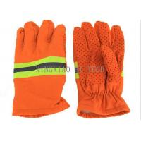 Quality Industrial Long Heat Resistant Kevlar Welding Work Gloves Thermal Insulation for sale