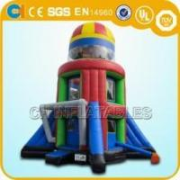 China Factory price inflatable zip line,Strop game on sale