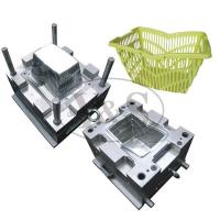 Quality Plastic Basket Injection Mould for sale