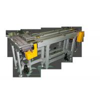 Buy cheap Aluminum Extrusion Stainless Steel Transfer Style Net Conveyor Machine System from wholesalers