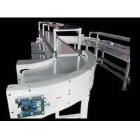 Buy cheap 90 Degree Bended Automatic Conveyor Machine System from wholesalers
