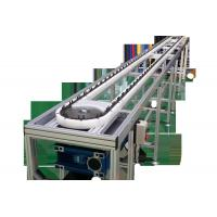 Buy cheap 360 Degree Turning Round Type Fixture Automatic Conveyor Machine System from wholesalers