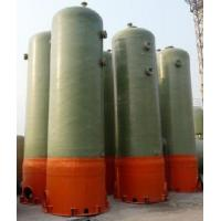 Quality Glass fiber reinforced plastic desulfurization tower. Meeting on the body into the heart for sale