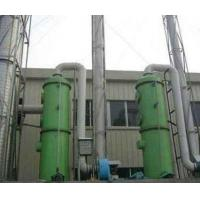 Quality Glass steel mist purification tower before installation should check carefully for sale