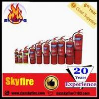 Quality 0.5KG TO 12KG ABC/BC DRY POWDER FIRE EXTINGUISHER for sale