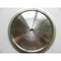 Quality Electroplated Profiling Wheel for sale