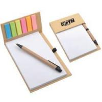 Quality Desk Memo Pad with Pen for sale
