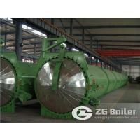 AAC autoclave for rubber industry