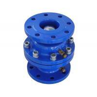 Valve Series NAME: Flanged Auto-flow Balancing Valve