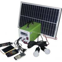 Wholesale portable small dc system 10/20/30w for camping, home lighting and mobile charging