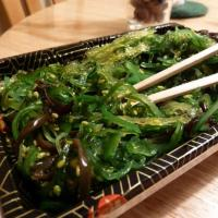 Quality Frozen Japanese Sushi Wakame Seaweed Salad for sale