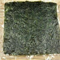 Quality Grade B Sushi Nori Sheets with Full Cut Size for Sushi Roll for sale