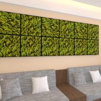China Ornaments 3D Decorative Acoustic Panel Household Soundproof on sale