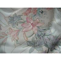 China Printed Mulberry Silk Fabric SMF-AP05 on sale