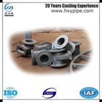 ISO9001 Ductile Iron Gate Valve Main Body for Water Engineering