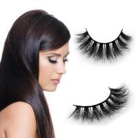 Quality Private Label 100% Mink Eyelashes With Your Own Brand for sale