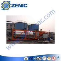 Rubber asphalt equipment