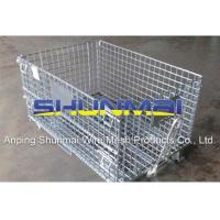 wire mesh container wire mesh container