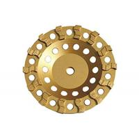 Grinding Wheeling Metal Bond Diamond Peripheral Squaring Wheel