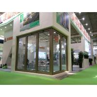 Product: The FZ70 series insulation Angle folding door