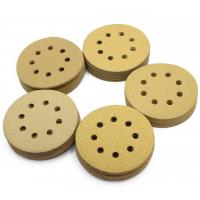 Quality High Efficient 5 Inch 8 Holes Automotive Paint Sanding Disk for sale