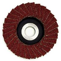 Quality 4 Inch 100*16mm angle grinder polishing discs,flap discs for sale