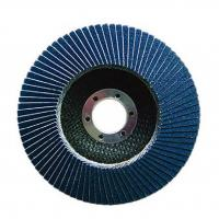 "Quality 4"" Zirconia flap disc/pecializing production of abrasive flap disc for sale"