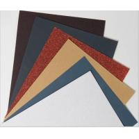"Quality 9""X11"" (230X280mm) aluminium oxide sandpaper for sale"
