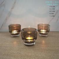 R121 candle glass