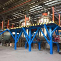 DB - with an annual output of 2,000 tons of latex paint platform equipment