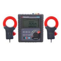 China MEWOI4200-0.01~30.00Kohm AC600A Double Clamp Earth Ground Resistance Tester/Detector on sale