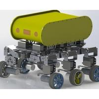 Quality TH-B009 Amphibious ROV/Deformable Wheel Leg /underwater Camera Robot for sale