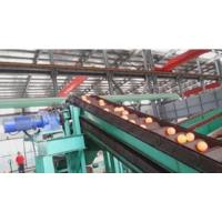 Hot rolled steel grinding ball line