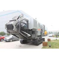 Quality Hydraulic-driven Track Mobile Plant for sale