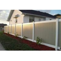 PVC Fence white fence for your backyard