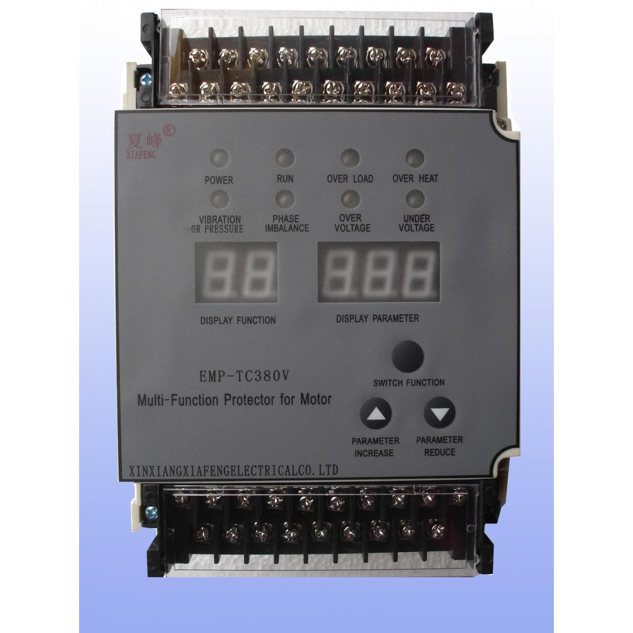 Buy cheap EMP-TC380V Integrated Protector for Motor from wholesalers