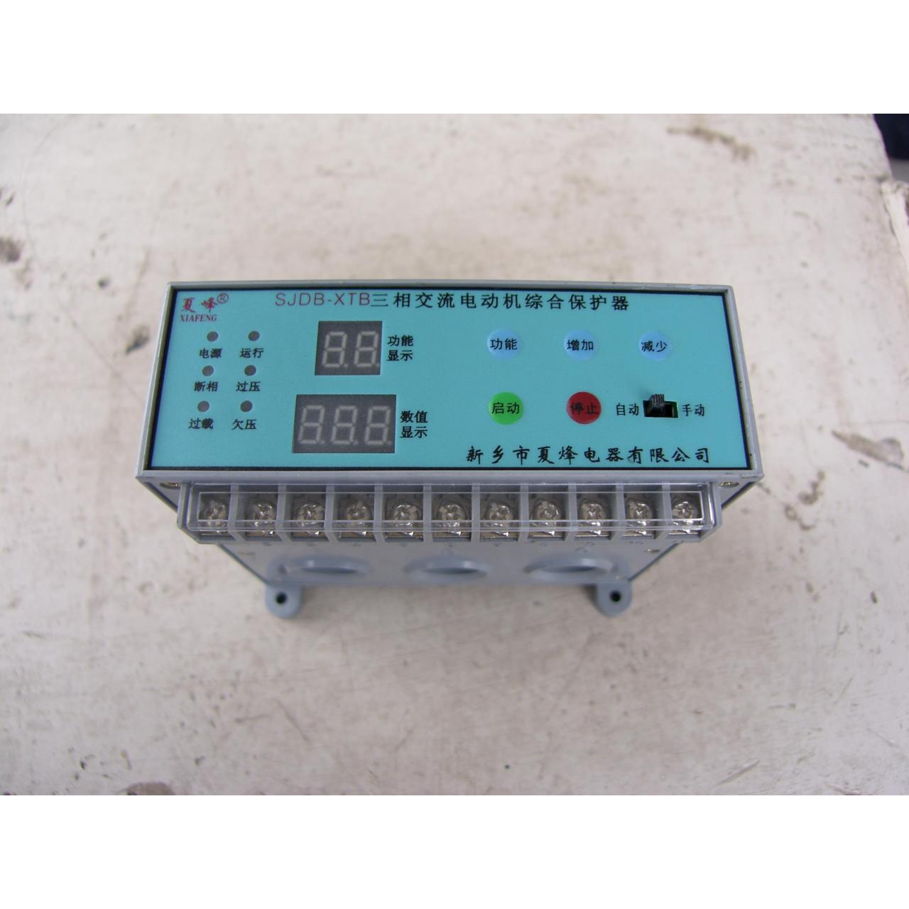 Buy cheap SJDB-XTB three-phase alternating-current electromotor comprehensive protector from wholesalers