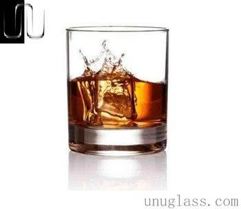 China whisky glass hand-made 360ml crystal luxury