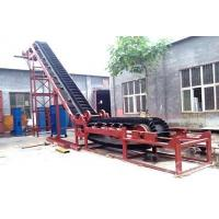 Chat Now Belt Conveyor With High Inclination Angle And Waved Guard Side